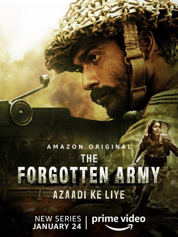 Amazon Prime Video The Forgotten Army